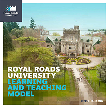 Royal Roads University Learning and Teaching Model